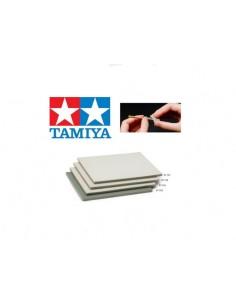 Tamiya 87148 Burete Abraziv Granulatie 600 (1 buc.)