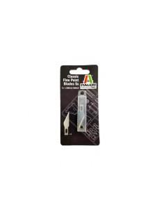 Italeri 50824 Classic Fine Point Blades 5x