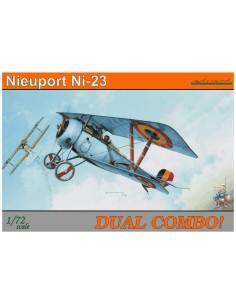 Eduard 7073 ProfiPack Dual Combo - Nieuport Ni-23