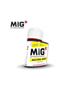MIG PRODUCTION P222 NEUTRAL WASH 75 ml.