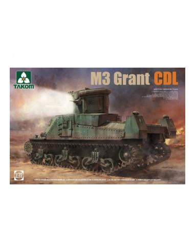 Takom 2116 M3 Grant CDL