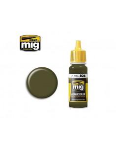 A.MIG-0926 Olive Drab Base 17ml