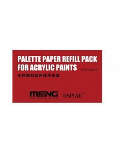 Meng MTS-024a Palette Paper...