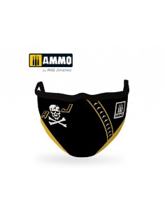 A.MIG-8070 Ammo Face Mask...