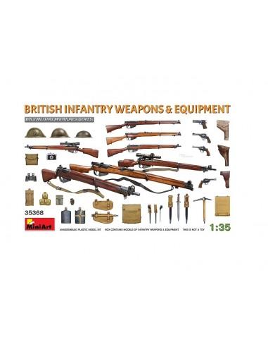 MiniArt 35368 British Infantry...