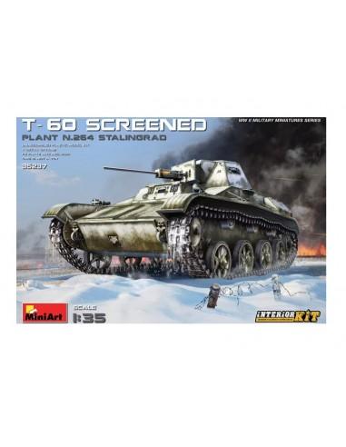MiniArt 35237 T-60 Screened (Plant...