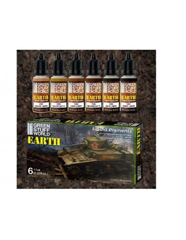 Green Stuff 506273 Liquid Pigments...