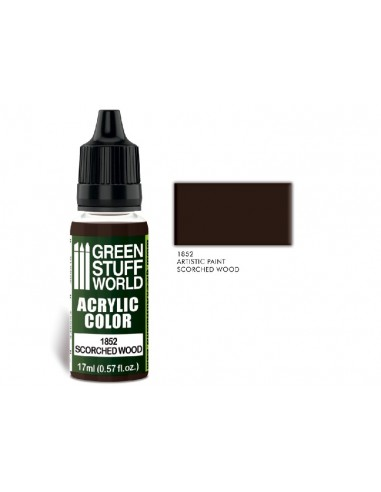 Green Stuff 502114 Acrylic Color...