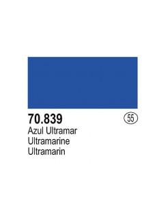 Vallejo (055) 70839 MODEL COLOR Ultramarine 17ml