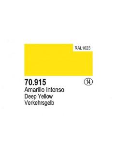 Vallejo (014) 70915 Model Color - Deep Yellow (Matt) 17ml