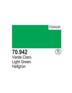 Vallejo (075) 70942 MODEL COLOR Light Green 17ml