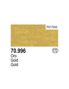 Vallejo (172) 70996 MODEL COLOR Gold 17ml